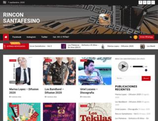 rinconsantafesino.com.ar screenshot