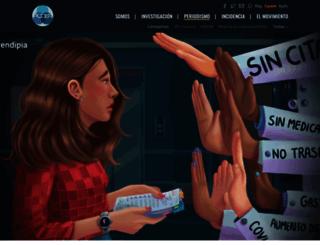 rindecuentas.org screenshot