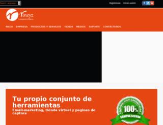rineyz.net screenshot