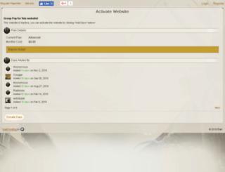 ring-der-waechter.enjin.com screenshot
