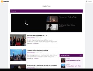 ringeritalia.altervista.org screenshot
