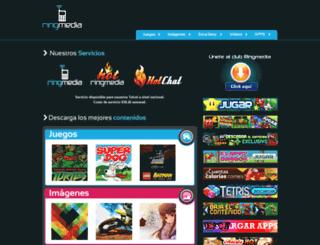 ringmedia.mx screenshot