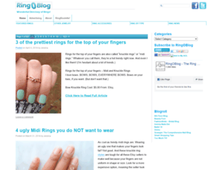 ringoblog.com screenshot