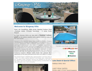 ringwaymalta.com screenshot