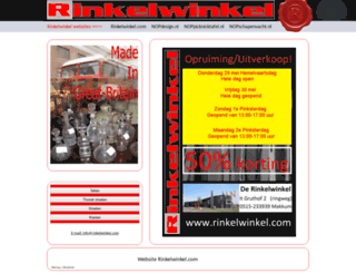 rinkelwinkel.com screenshot
