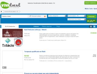rio-de-janeiro.vivanuncios.com screenshot
