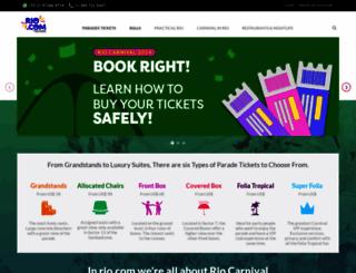 rio.com screenshot
