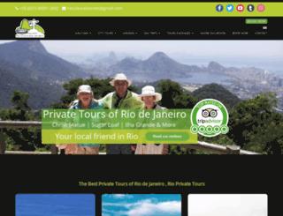 rioculturalsecrets.com.br screenshot