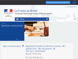 riodejaneiro.ambafrance-br.org screenshot