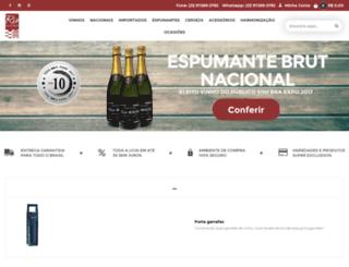 riodivino.com.br screenshot