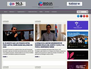 riojavirtual.com.ar screenshot
