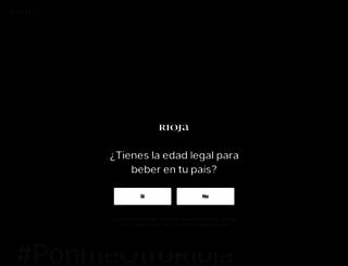 riojawine.com screenshot