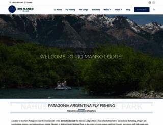 riomansolodge.com screenshot