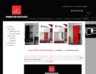 riou-numerique.com screenshot