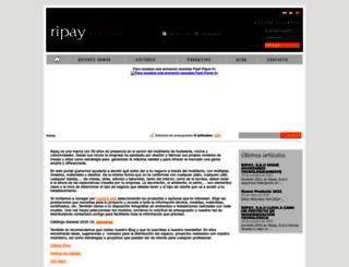 ripay.es screenshot