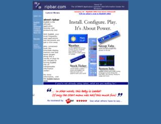 ripbar.com screenshot