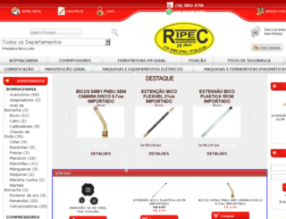ripecacessorios.com.br screenshot