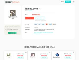 ripino.com screenshot