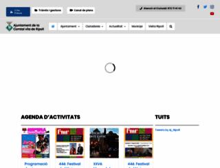ripoll.cat screenshot