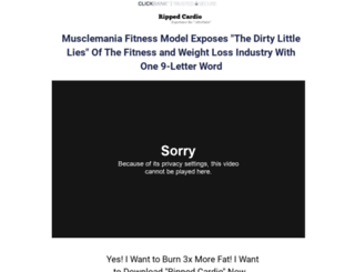 rippedcardio.com screenshot