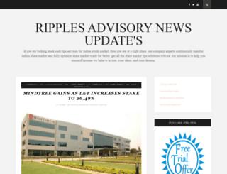 rippleadvisorycommodity.blogspot.in screenshot