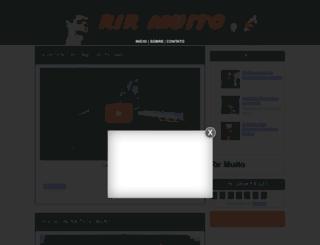rirmuitopranaochorar.blogspot.com.br screenshot