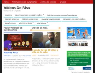 risadevideos.com screenshot