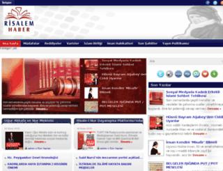risalemhaber.com screenshot