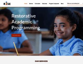 risecorp.net screenshot