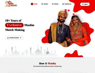 rishtamubarak.com screenshot