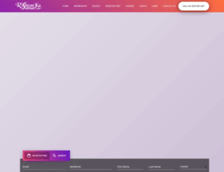 rishtonkasansar.com screenshot