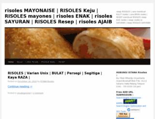 risoleskejuenak.wordpress.com screenshot