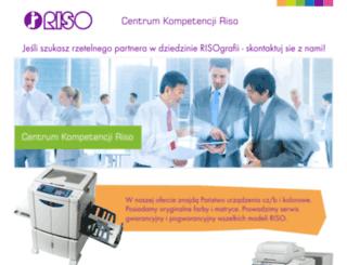 risoprinter.com.pl screenshot