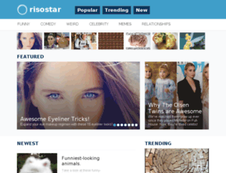 risostar.co screenshot