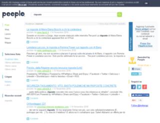 risposte.splinder.com screenshot