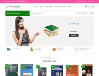 rissachi.com screenshot