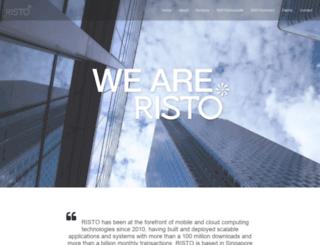 ristomobile.com screenshot