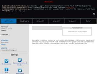 ristorantetivoli.livefvg.com screenshot