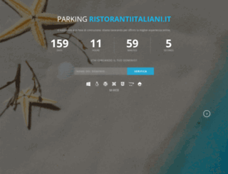 ristorantiitaliani.it screenshot