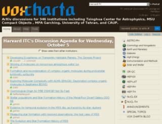 rit.voxcharta.org screenshot