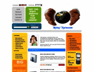ritajcom.com screenshot
