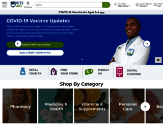 riteaid.com screenshot