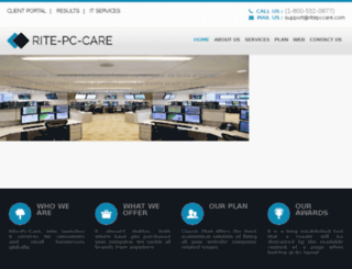 ritepccare.com screenshot