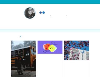 ritika.contently.com screenshot