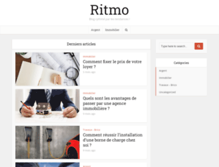 ritmo.be screenshot
