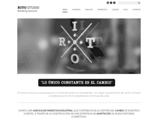 ritostudio.cl screenshot