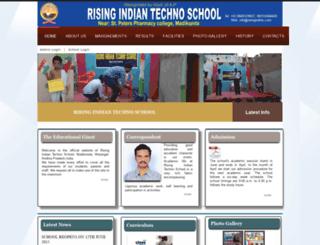 ritsmadikonda.com screenshot