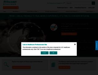 rituxanforra-hcp.com screenshot