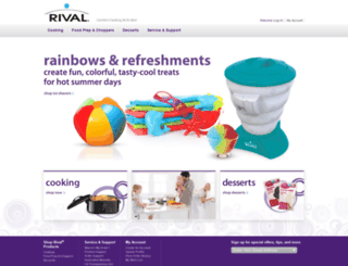 rivalproducts.com screenshot