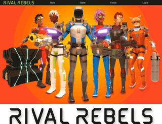 rivalrebels.com screenshot